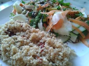 quinoa foto